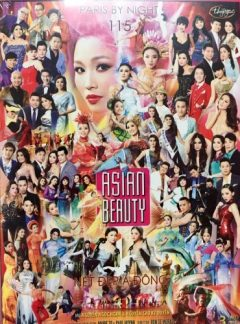 Paris By Night 115 – Asian Beauty DVD (3-Disc – Băng Chính Gốc)
