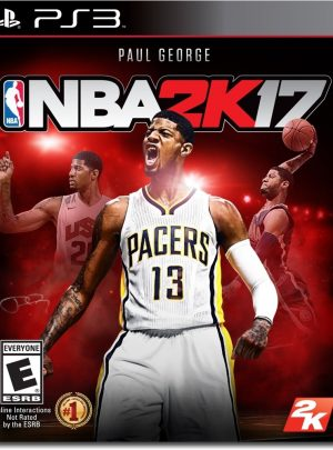 NBA 2K17 – PlayStation 3 – Brand New (Only 2 Left)